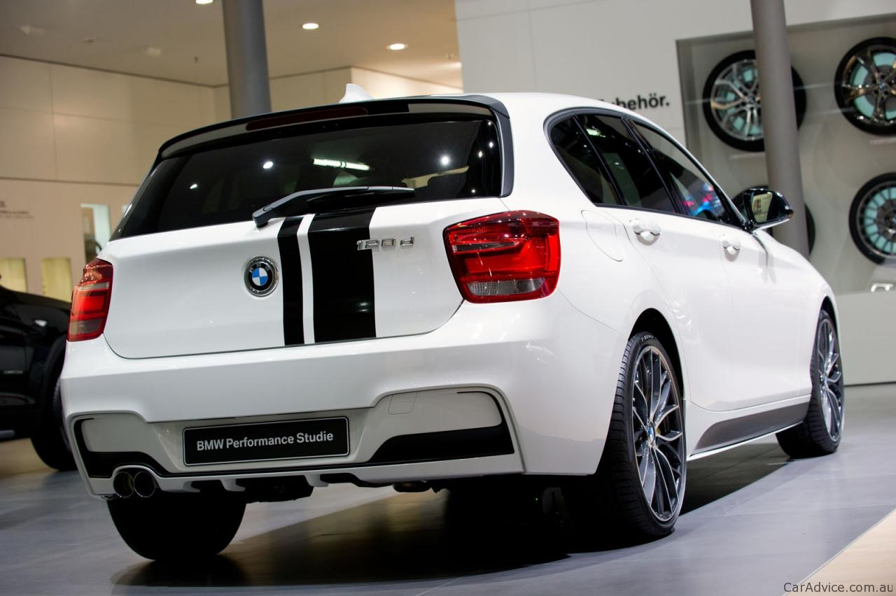 bmw  series  performance accessories unveiled  caradvice