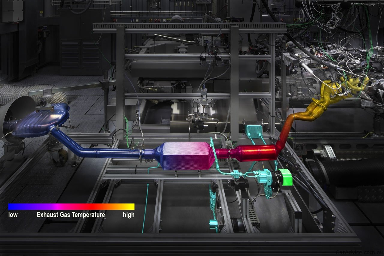 Bmw Working On Turbosteamer And Thermoelectric Generator Technology Photos 1 Of 6