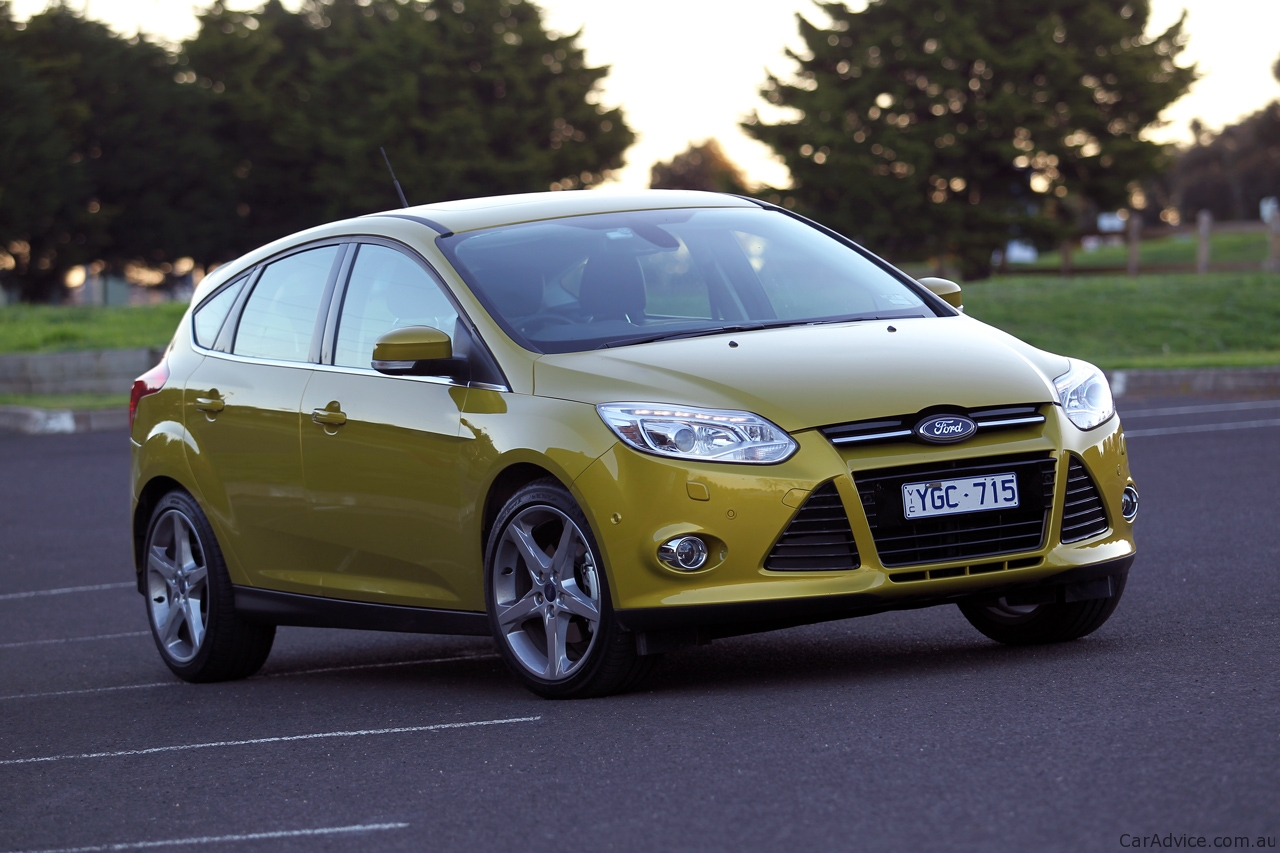Ford Focus Review Photos Caradvice