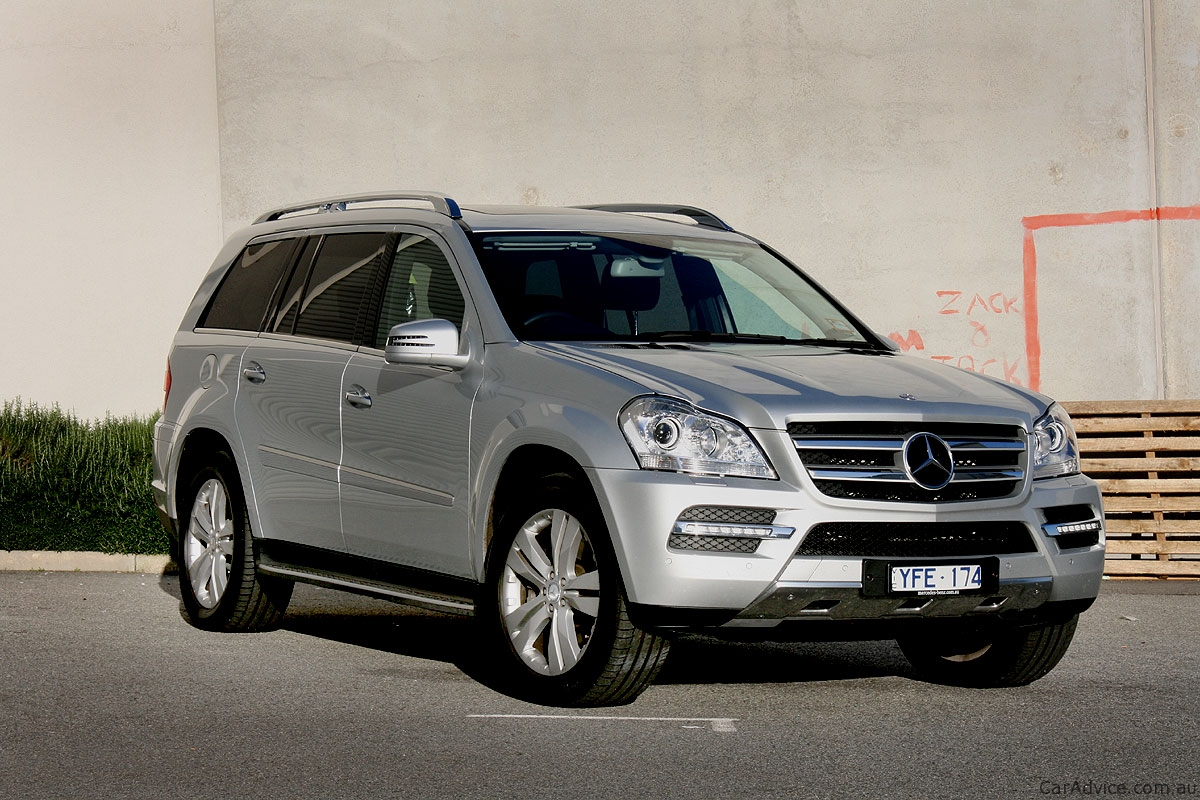 mercedes benz gl class review caradvice. Black Bedroom Furniture Sets. Home Design Ideas