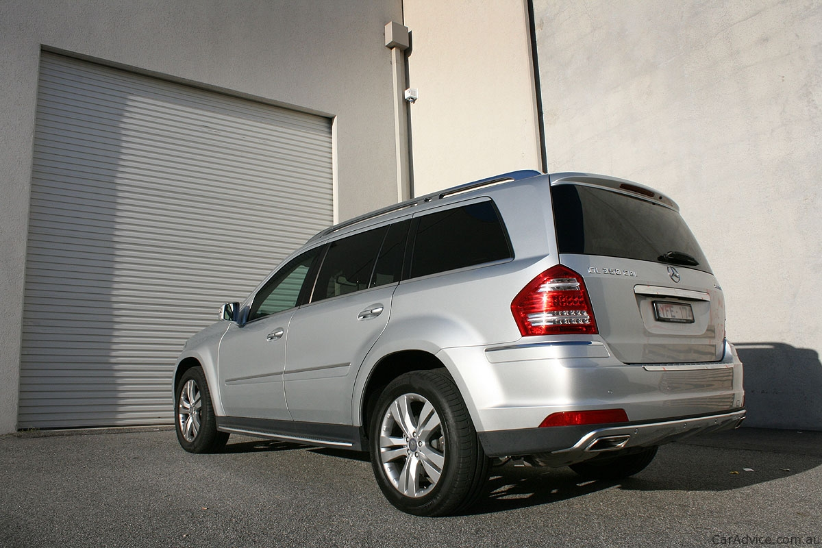 Mercedes benz gl class review caradvice for Mercedes benz gl 350