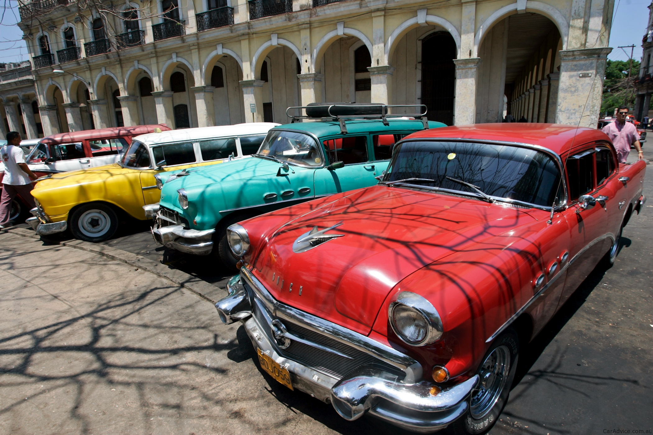 Buying and selling new cars now legal in Cuba - photos ...