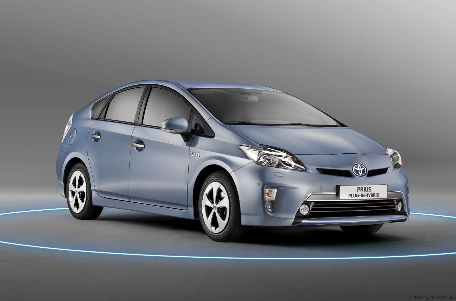 Toyota Prius Plug In Hybrid Under Investigation For
