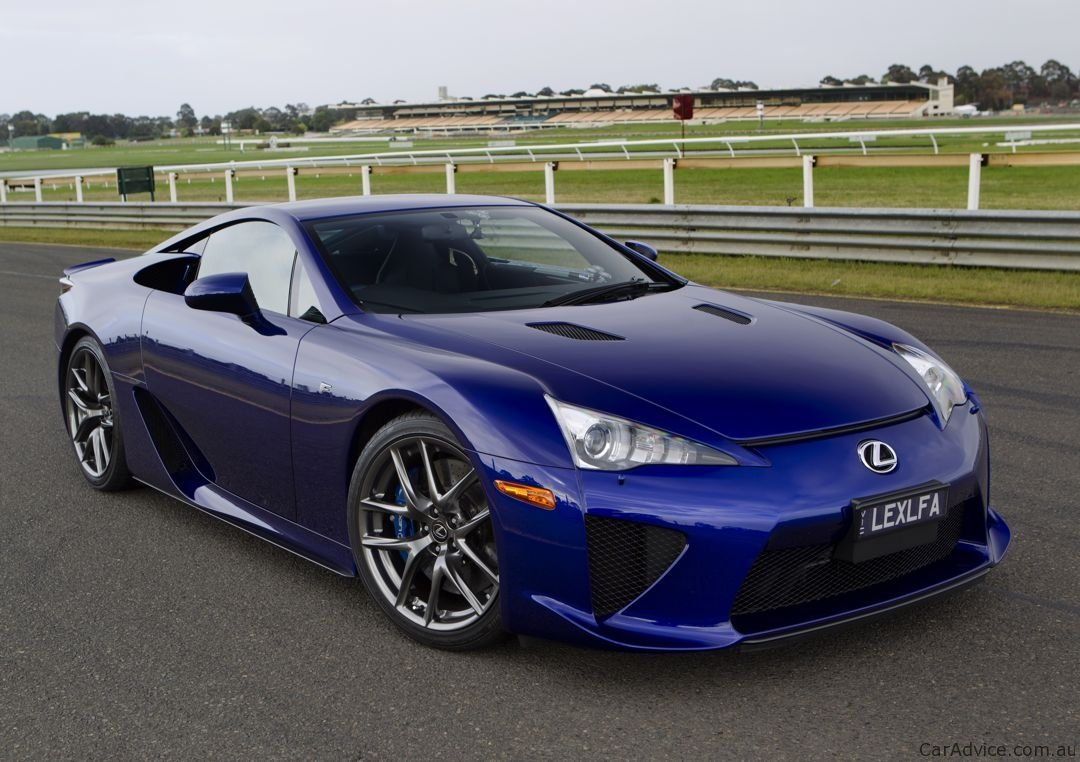 Lexus Lfa Review Photos Caradvice