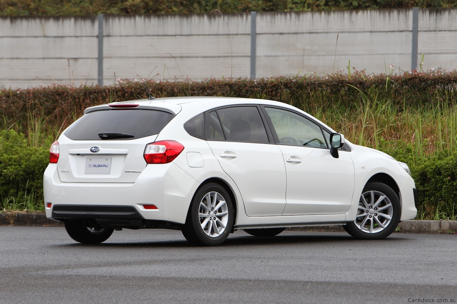 2012 Subaru Impreza Review - photos | CarAdvice