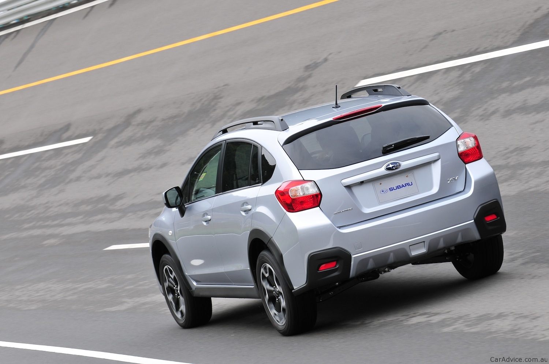 2012 Subaru Xv Review Photos Caradvice