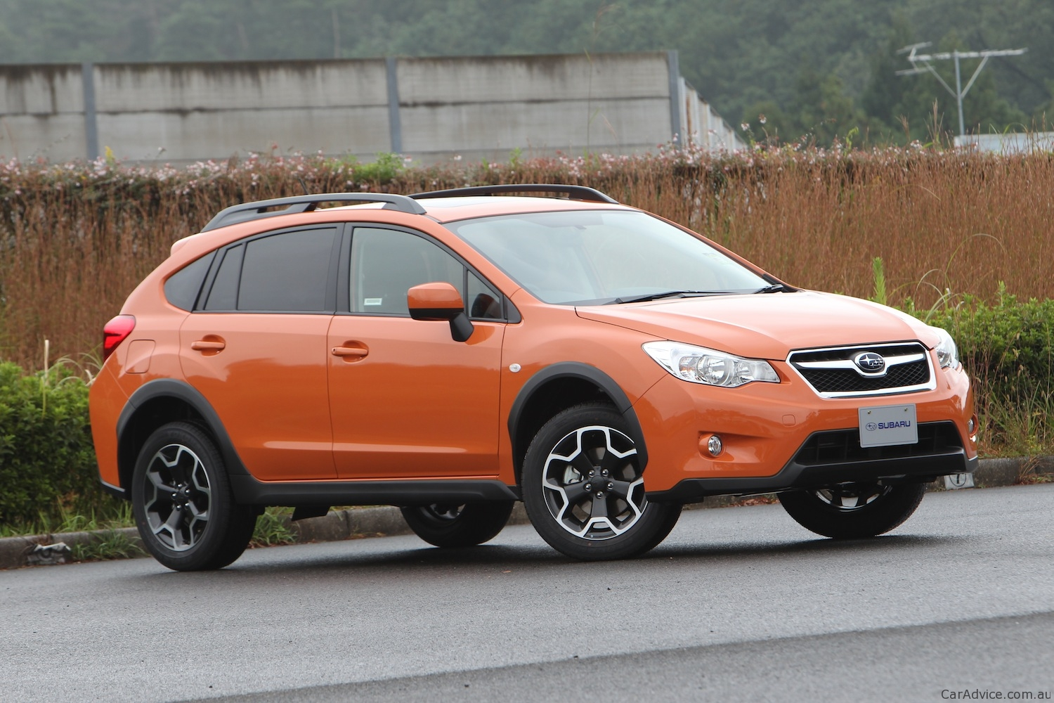 2012 Subaru Xv Review Photos Caradvice