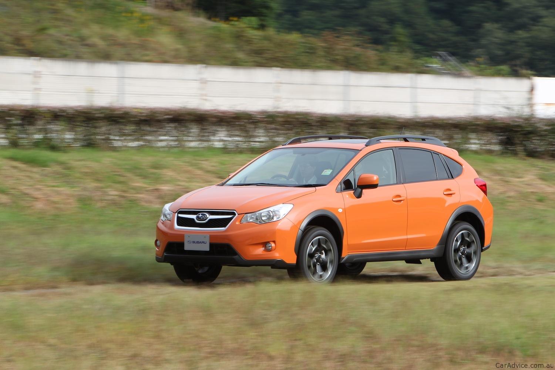 Subaru XV Review Specification Price CarAdvice - oukas info
