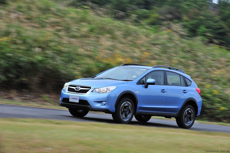 New Subaru Xv >> 2012 Subaru XV Review - photos | CarAdvice