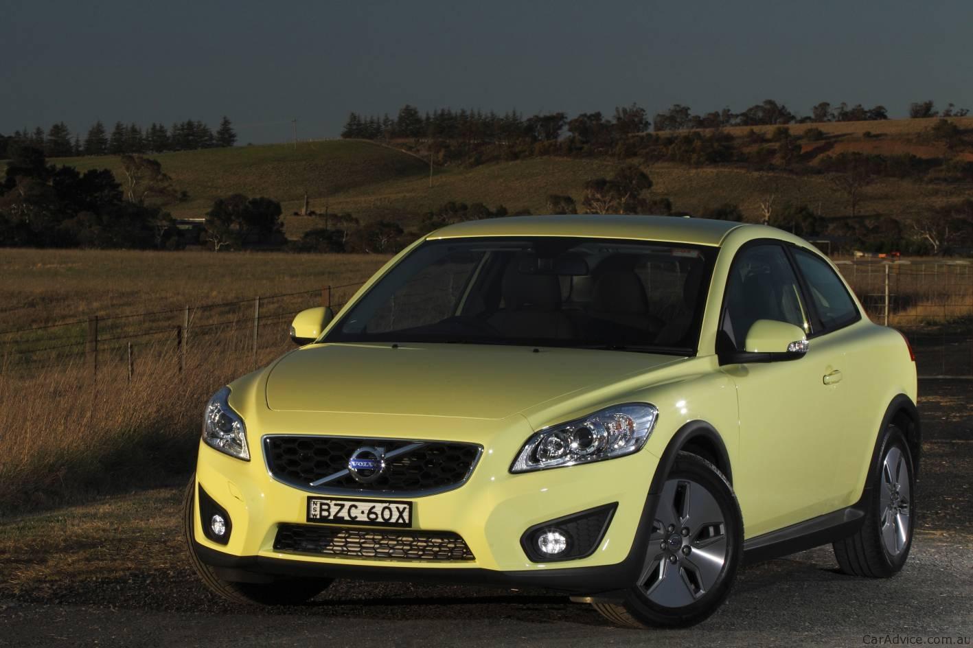 2012 Volvo C30 Update On Sale In Australia Photos