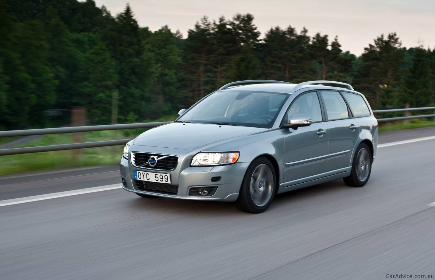 2012 Volvo S40 V50 Updates On Sale In Australia Photos