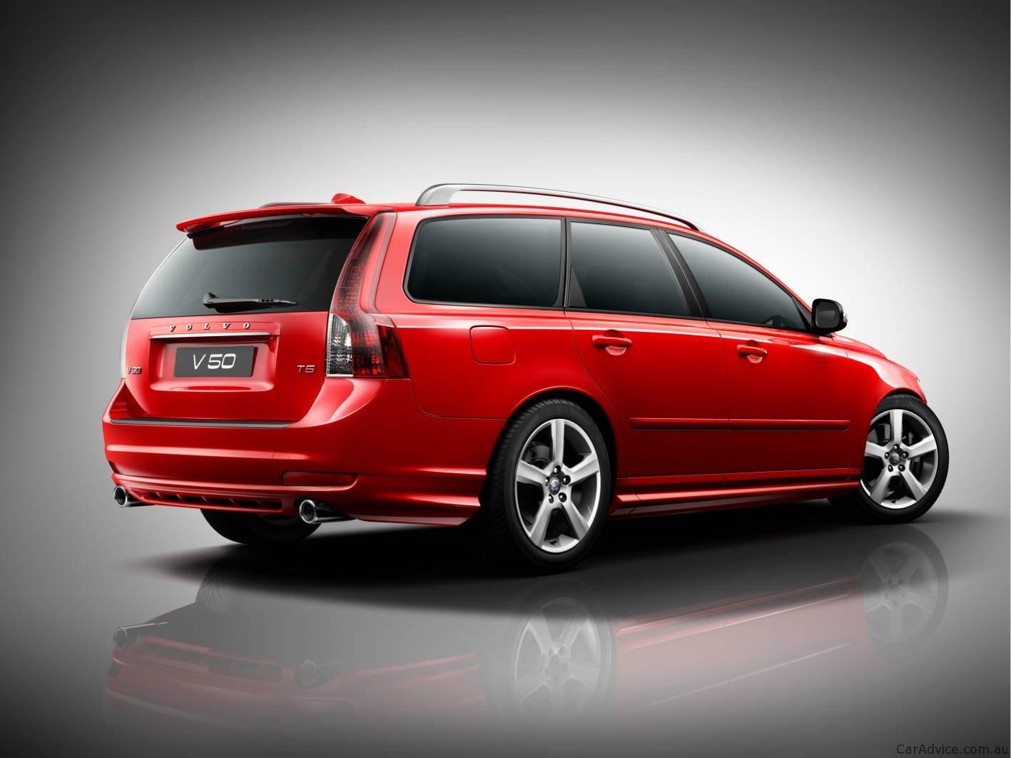 2012 Volvo S40 V50 Updates On Sale In Australia Photos