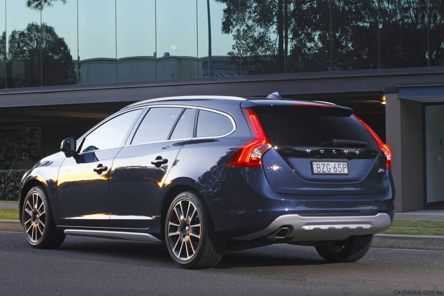 2012 Volvo S60, V60 upgraded: New petrol and diesel engines - photos | CarAdvice