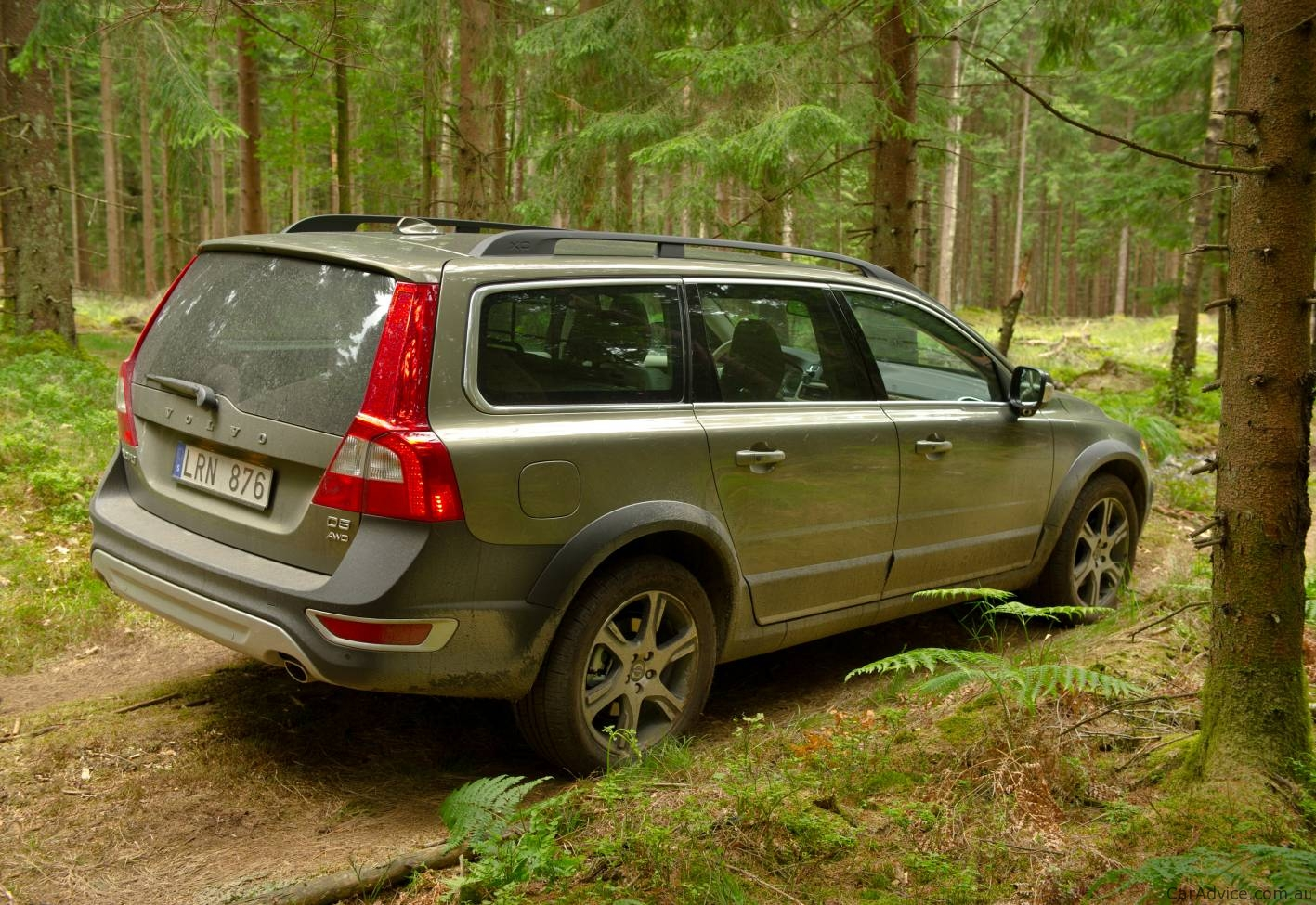 2012 Volvo Xc70 Update On Sale In Australia Photos
