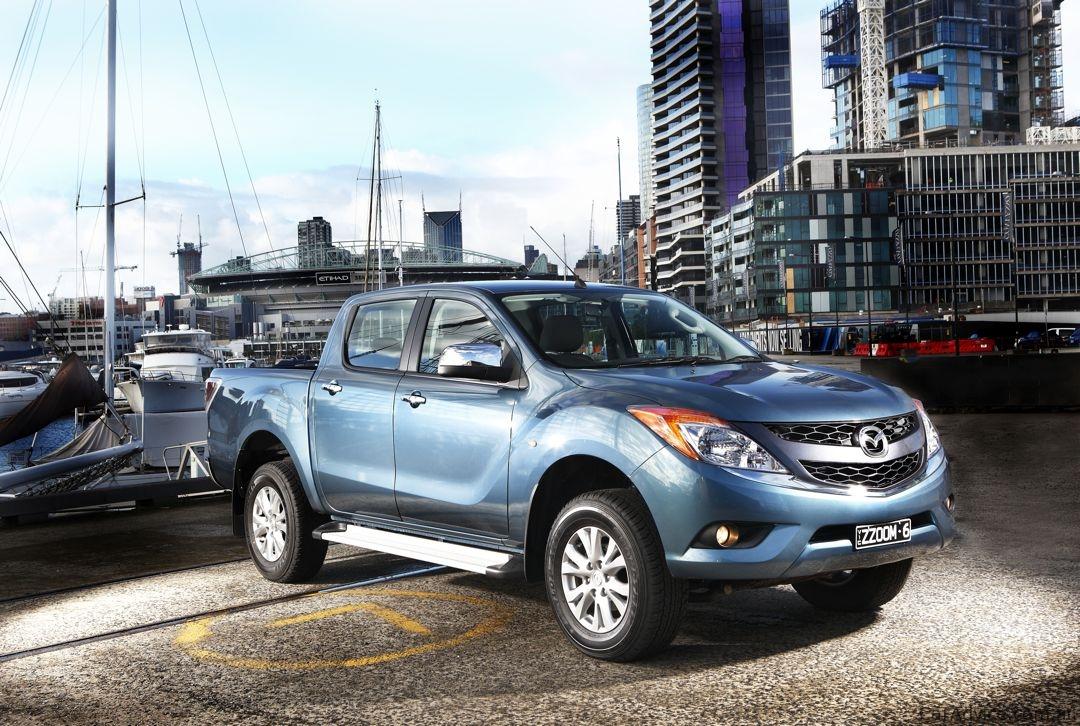 Mazda Bt 50 Review Photos Caradvice