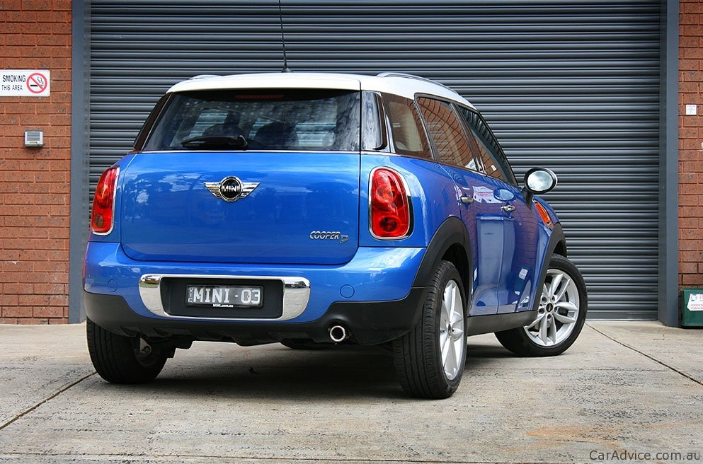 Mini Cooper D Countryman Review Photos Caradvice