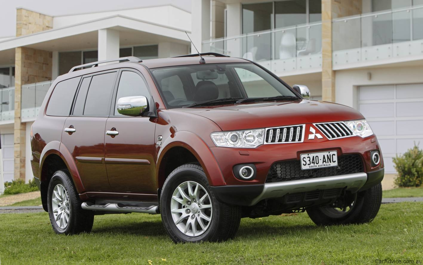 Mitsubishi Challenger 2wd Now On Sale In Australia Photos Caradvice