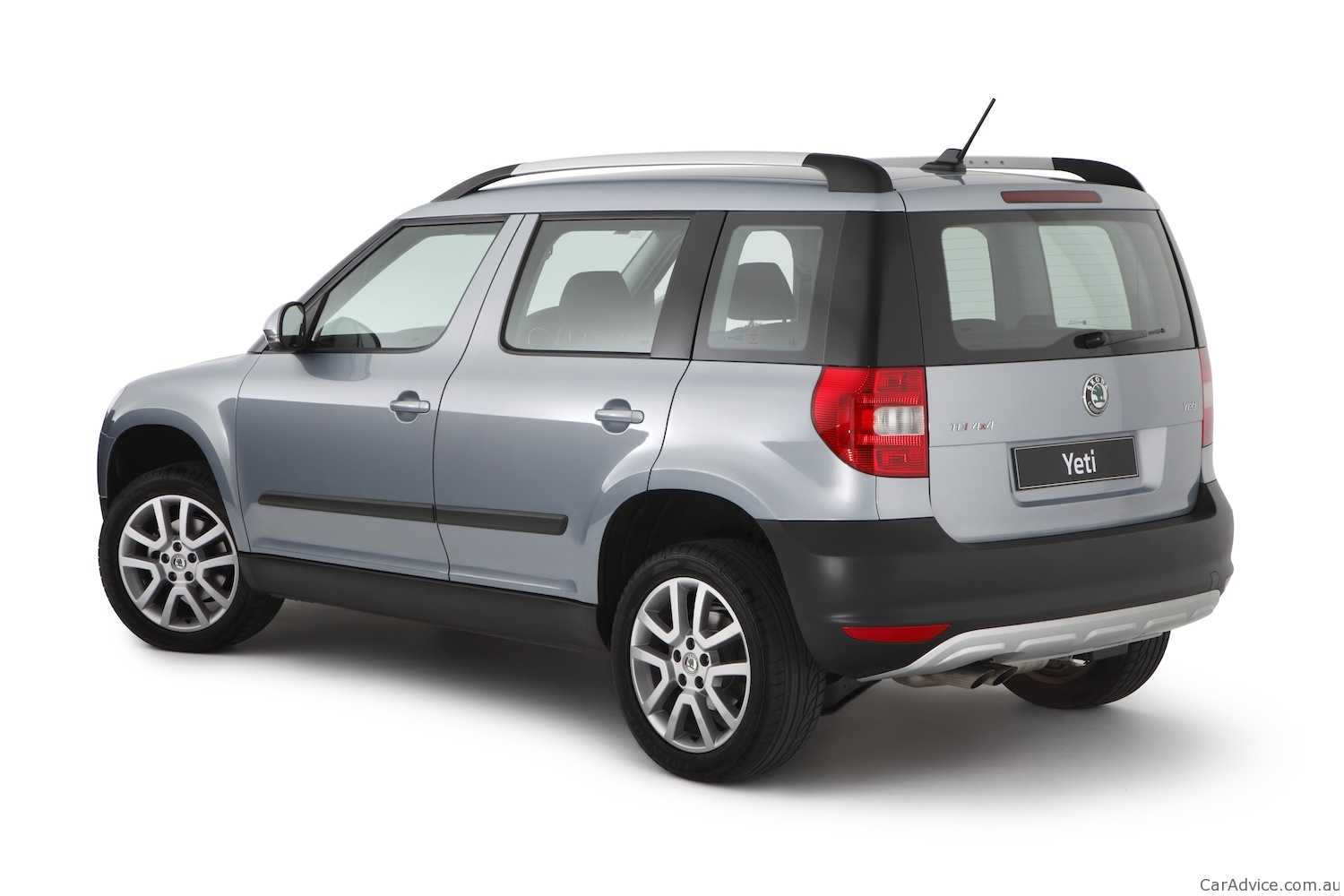 Skoda Yeti Review Photos Caradvice