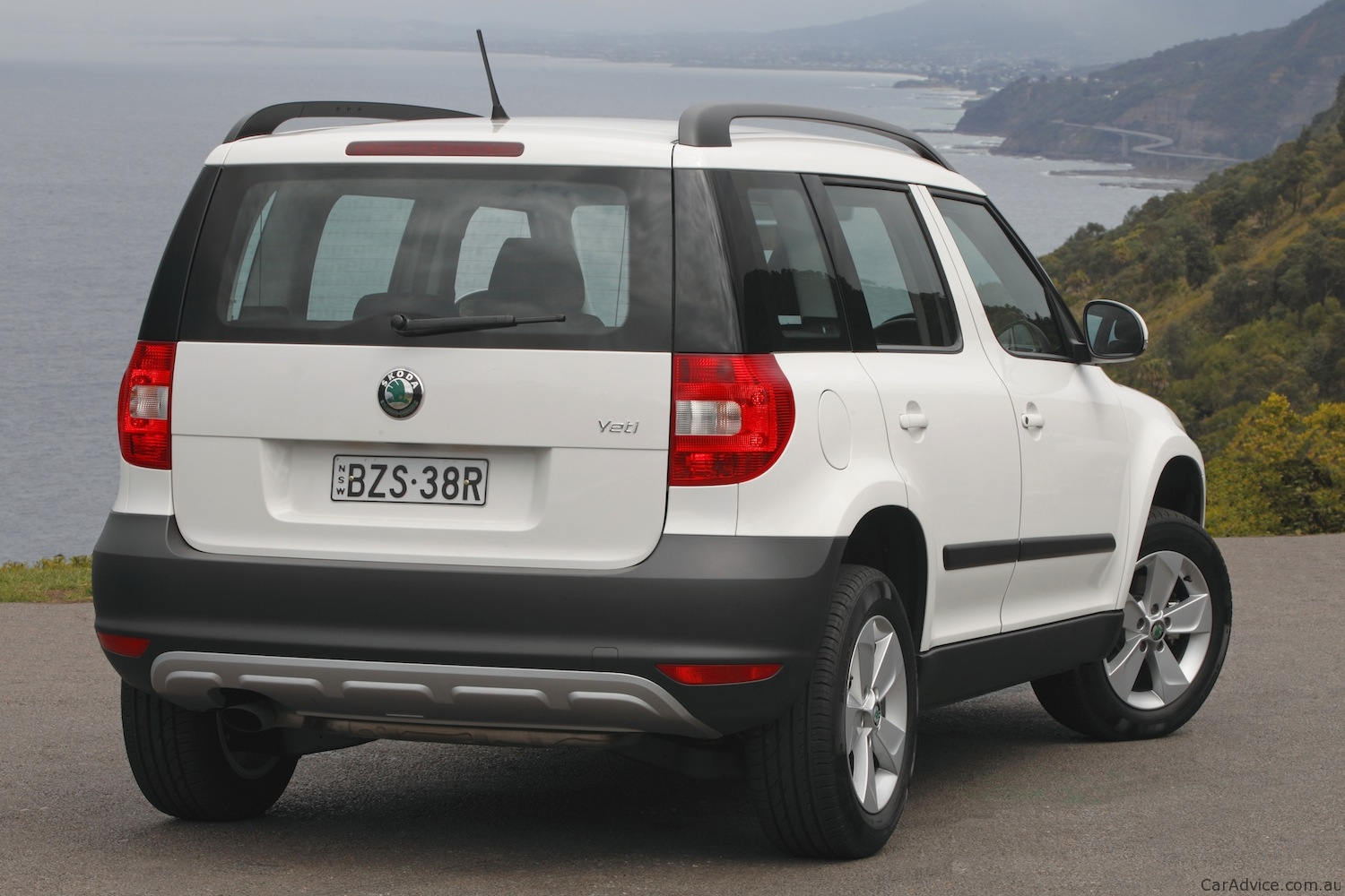 skoda yeti review caradvice. Black Bedroom Furniture Sets. Home Design Ideas