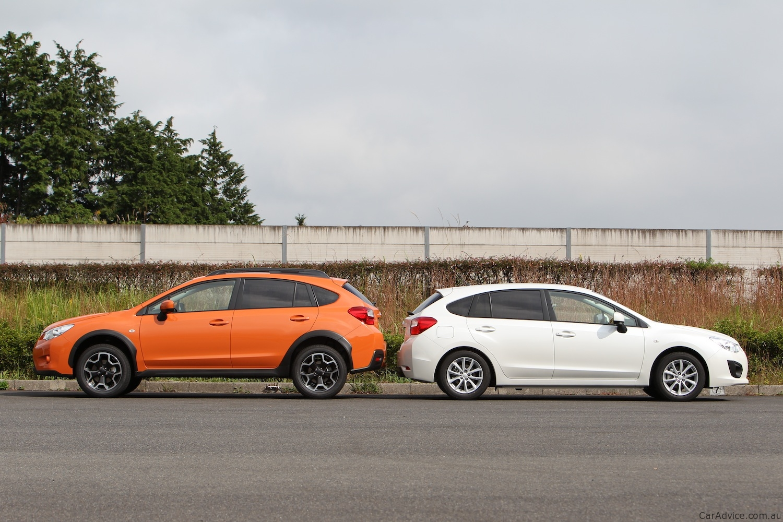 2012 Subaru XV Review - photos | CarAdvice