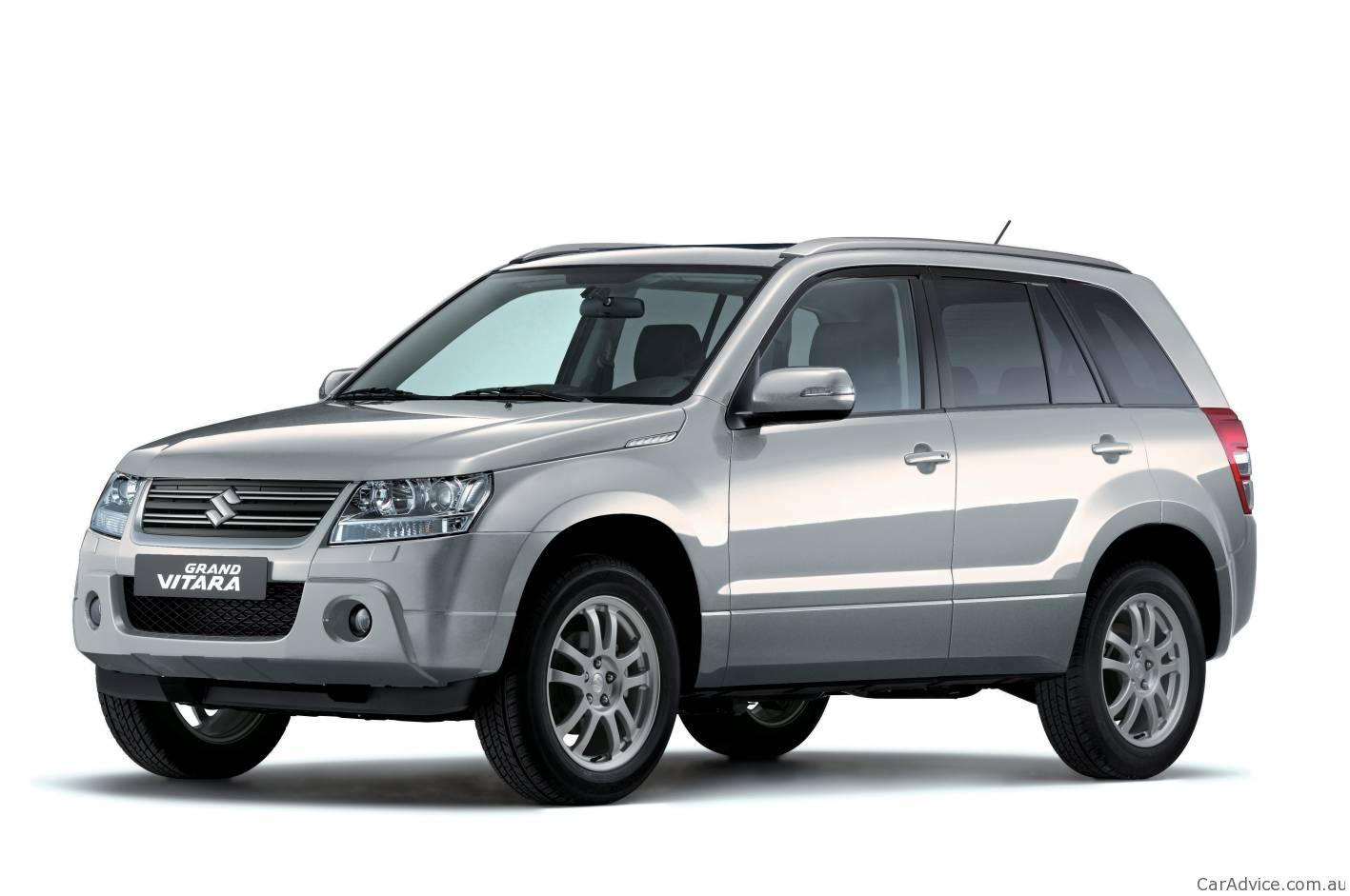 Suzuki Grand Vitara Sport On Sale In Australia Photos