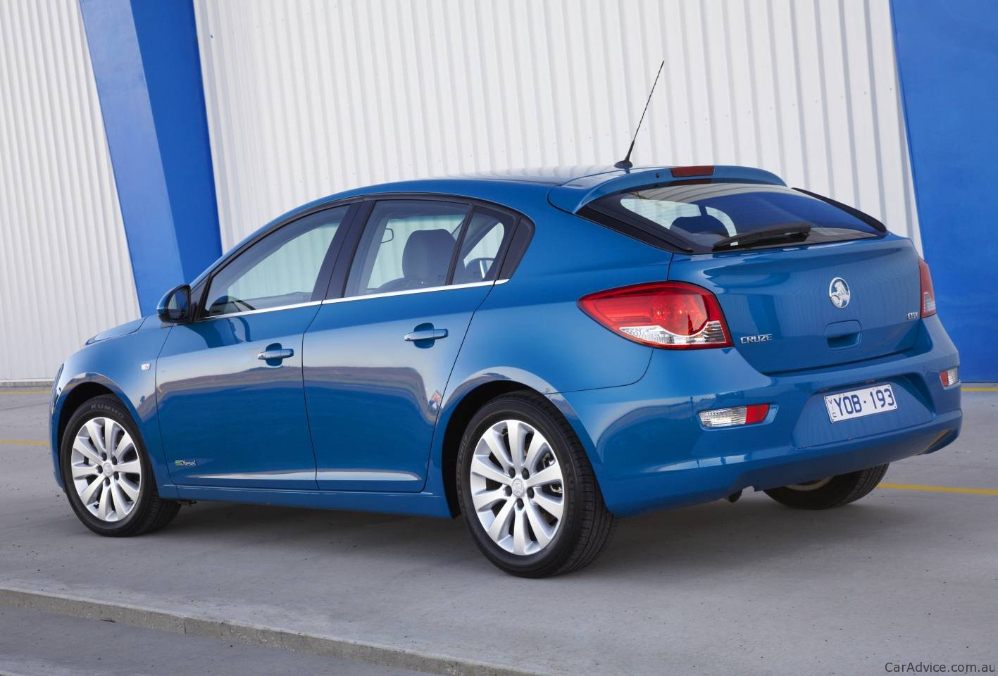Holden Cruze Hatch On Sale In Australia Photos Caradvice