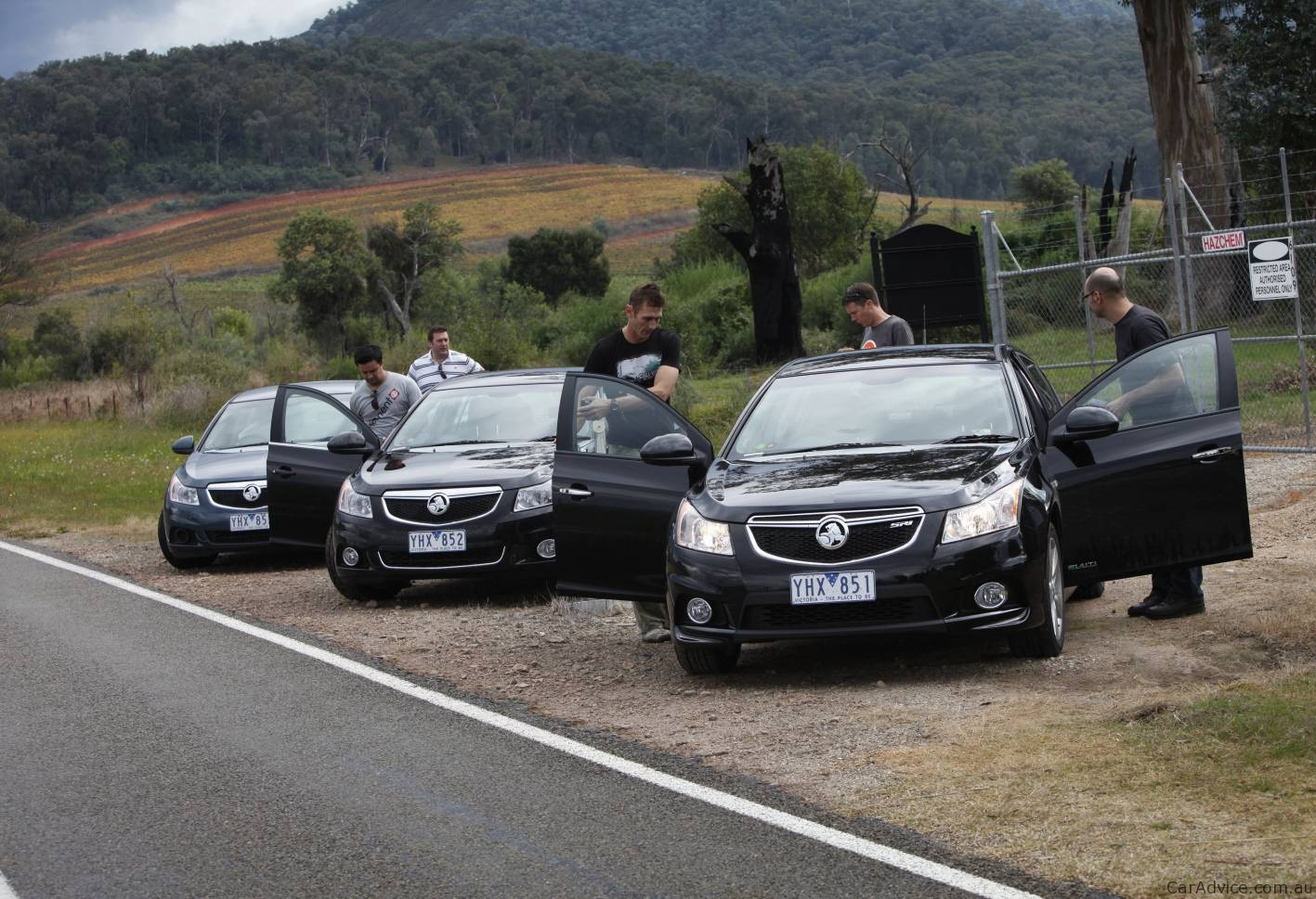 Holden Cruze Hatch On Sale In Australia Photos Caradvice