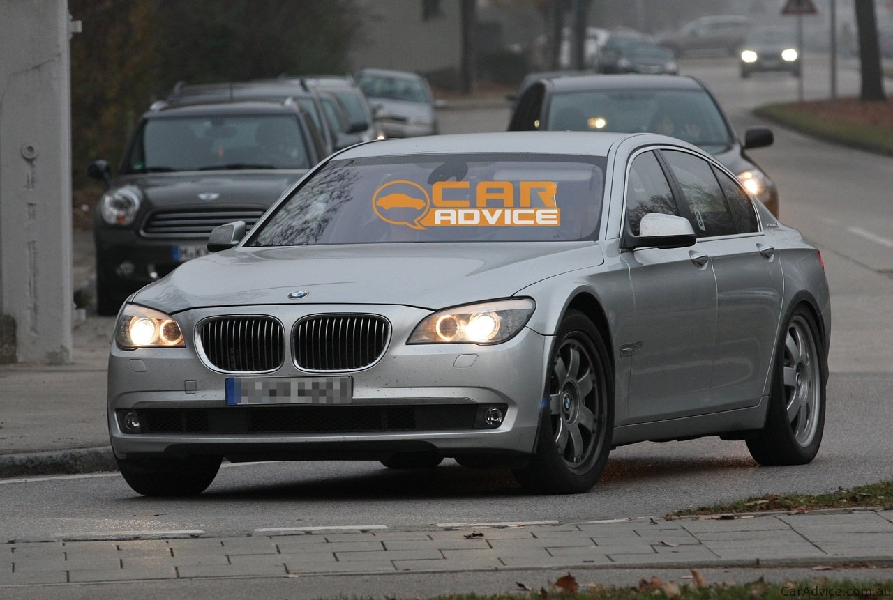 Bmw I7 Spy Shots Photos Caradvice