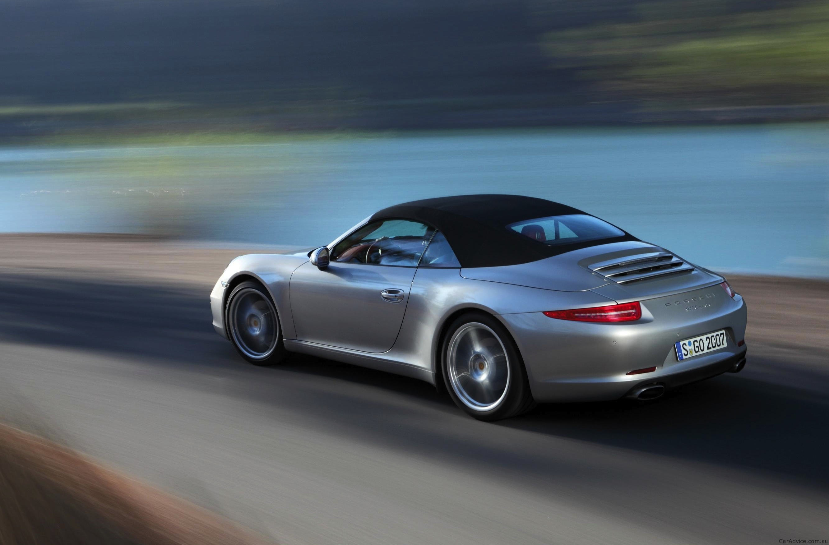 2012 Porsche 911 Cabriolet Revealed Photos Caradvice