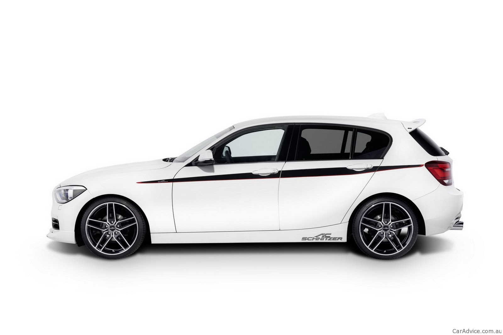 2012 BMW 1 Series tuned by AC Schnitzer - photos | CarAdvice
