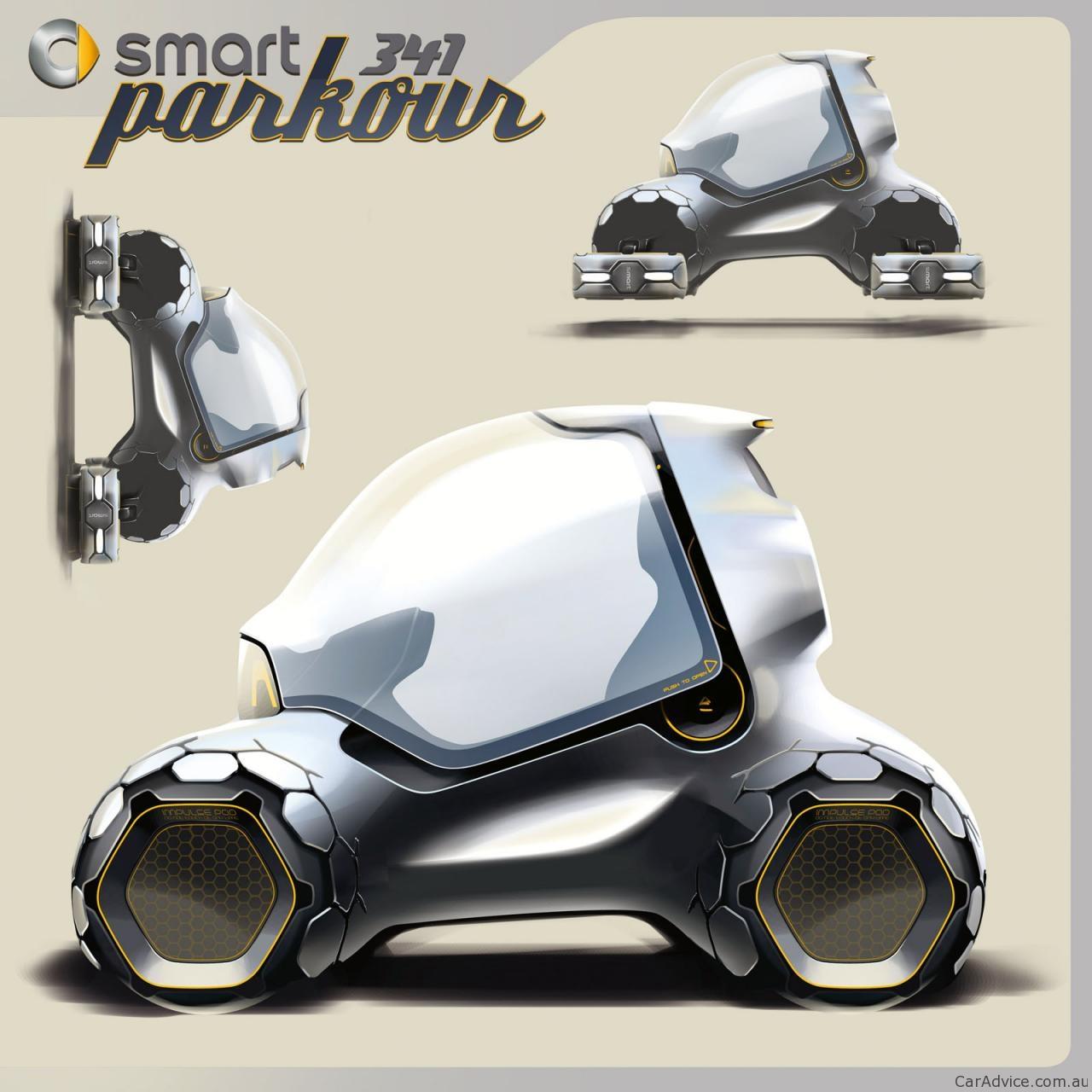 Hollywood's Future Cars: Los Angeles Auto Show Design