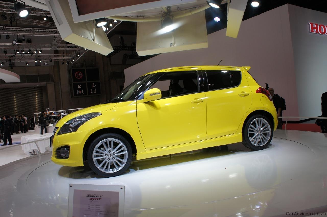 Suzuki New Cars 2012 Photos Caradvice