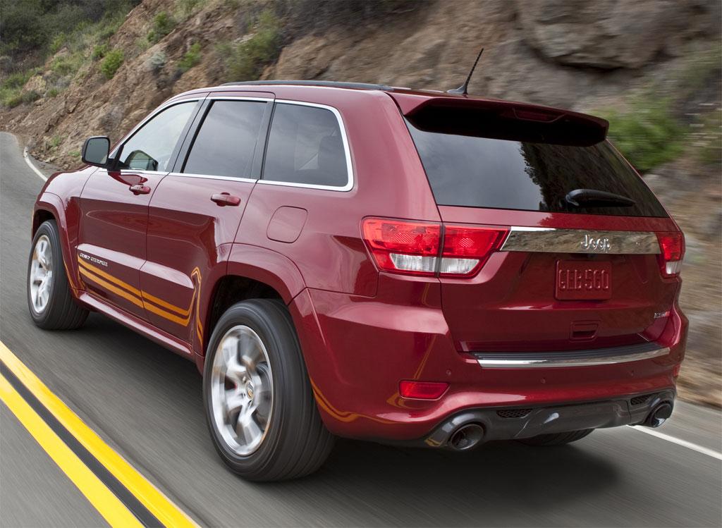 Jeep: New Cars 2012 - photos | CarAdvice