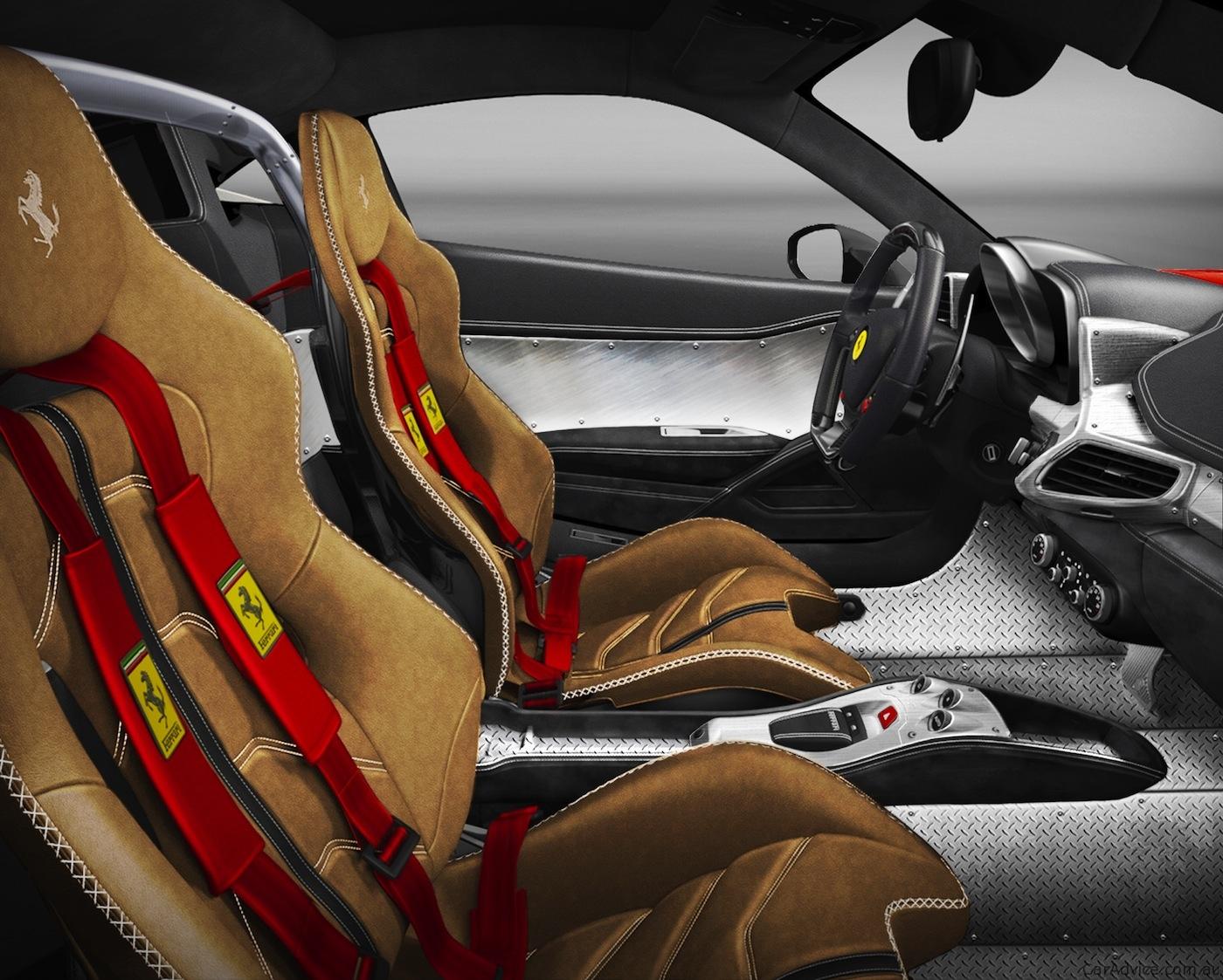 Ferrari Tailor Made Program Photos Caradvice