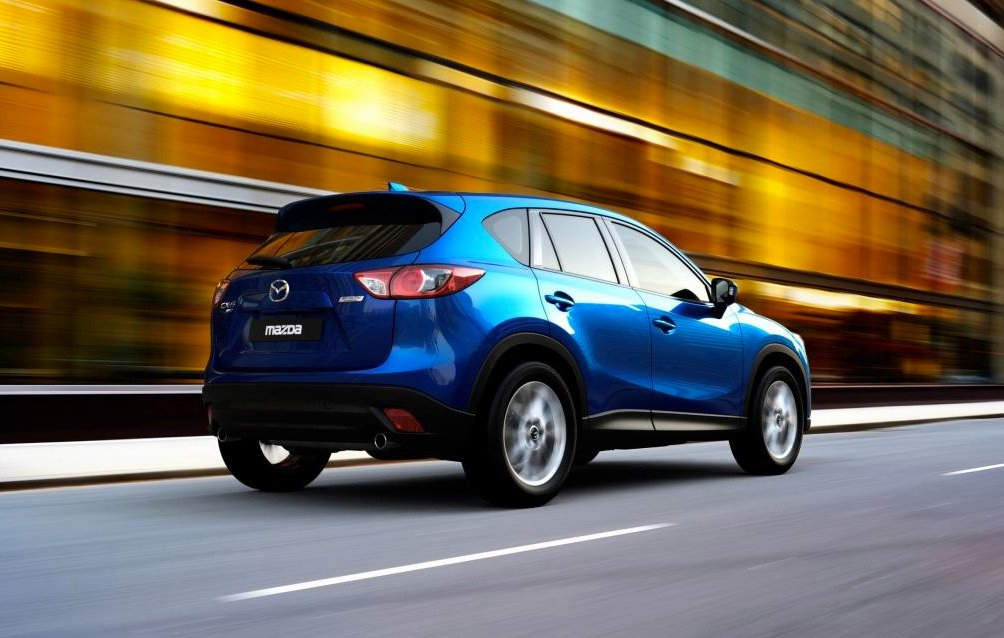Best Luxury Compact Suv >> Mazda: New Cars 2012 - Photos (1 of 4)