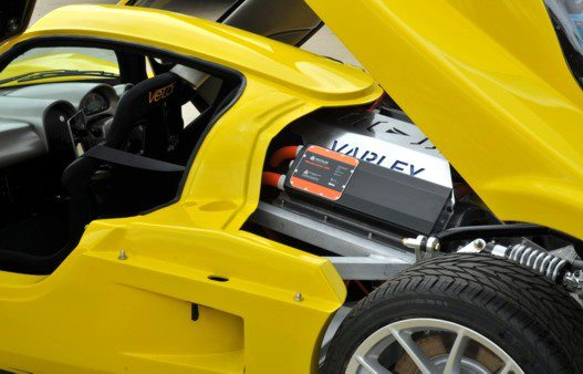 Varley Evr 450 Australian Made Electric Sports Car