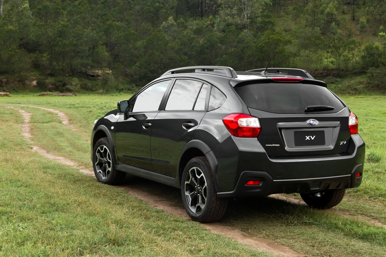 Subaru XV Review - photos | CarAdvice