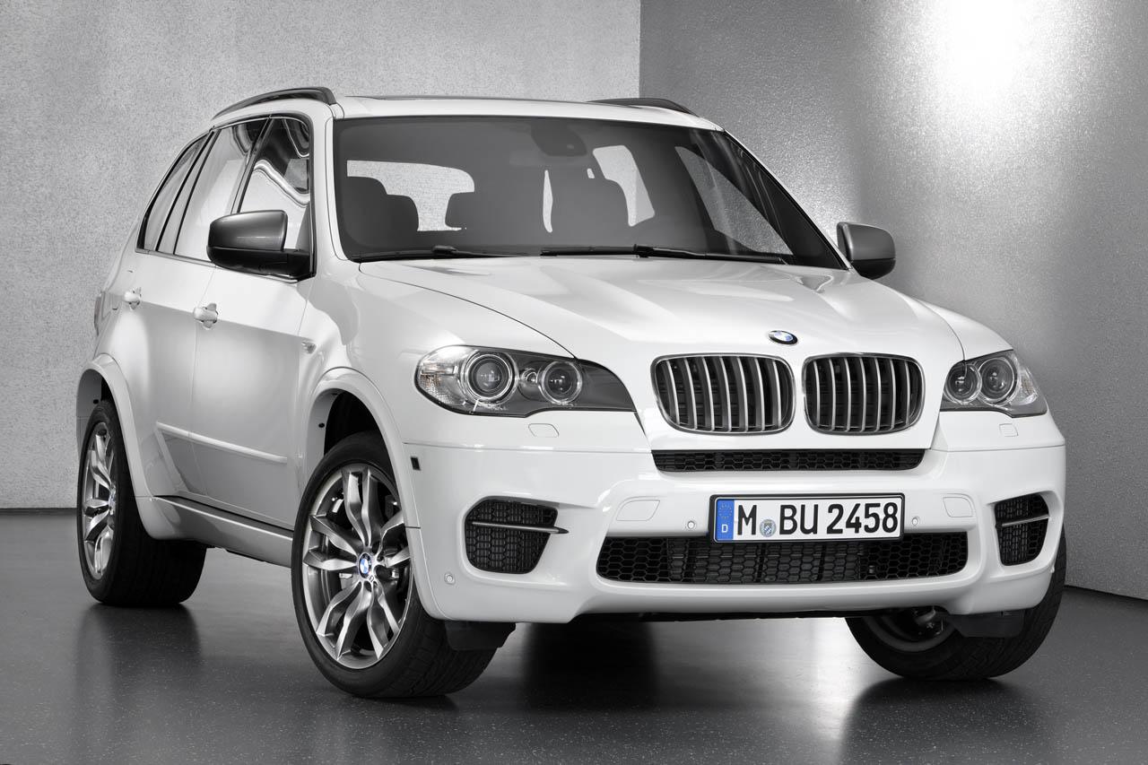 Charming BMW X5 And X6 M50d Triple Turbo SUVs Revealed