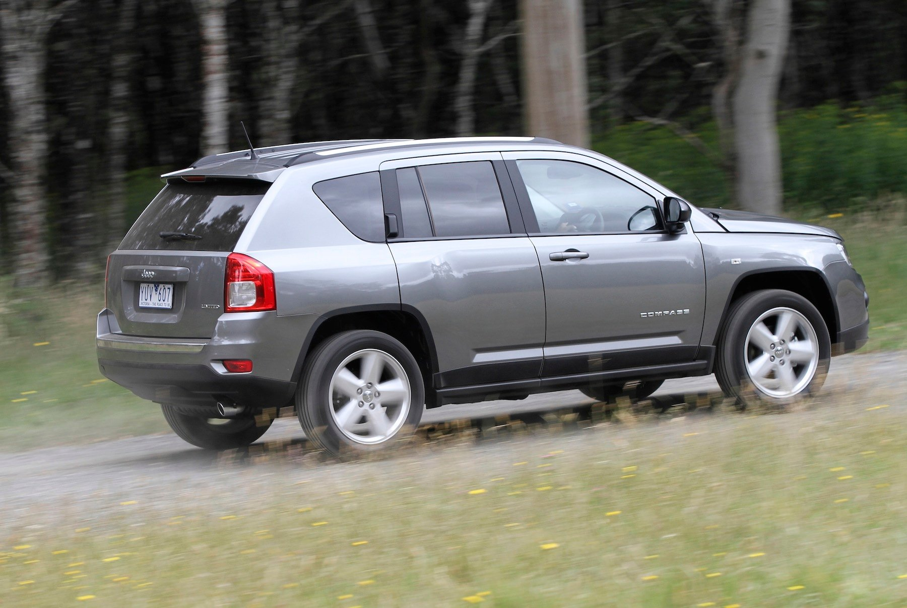 Jeep Compass Review - photos | CarAdvice