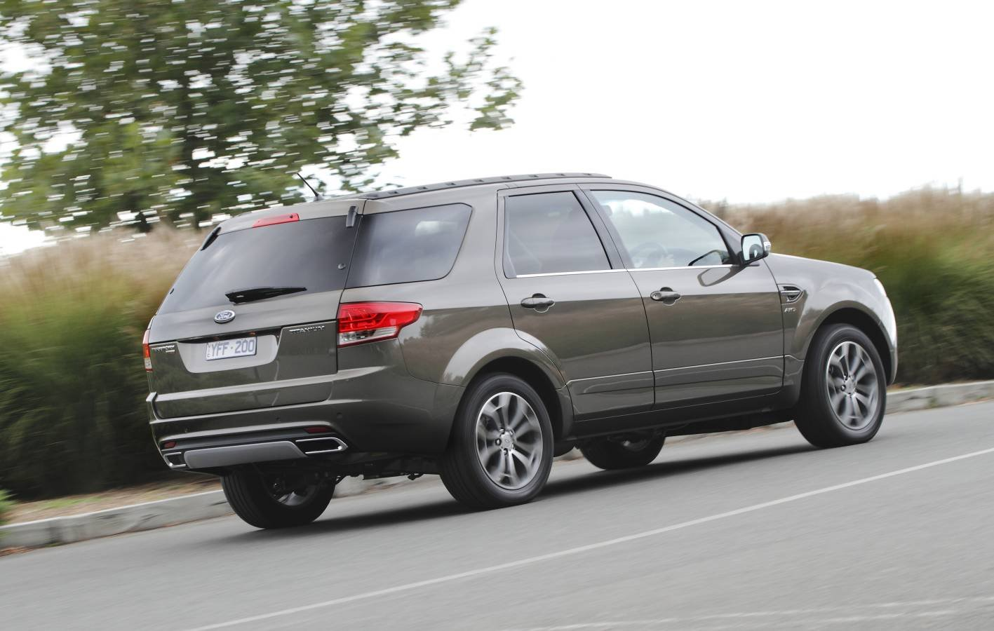 Ford Falcon and Territory safe until 2016 - photos | CarAdvice