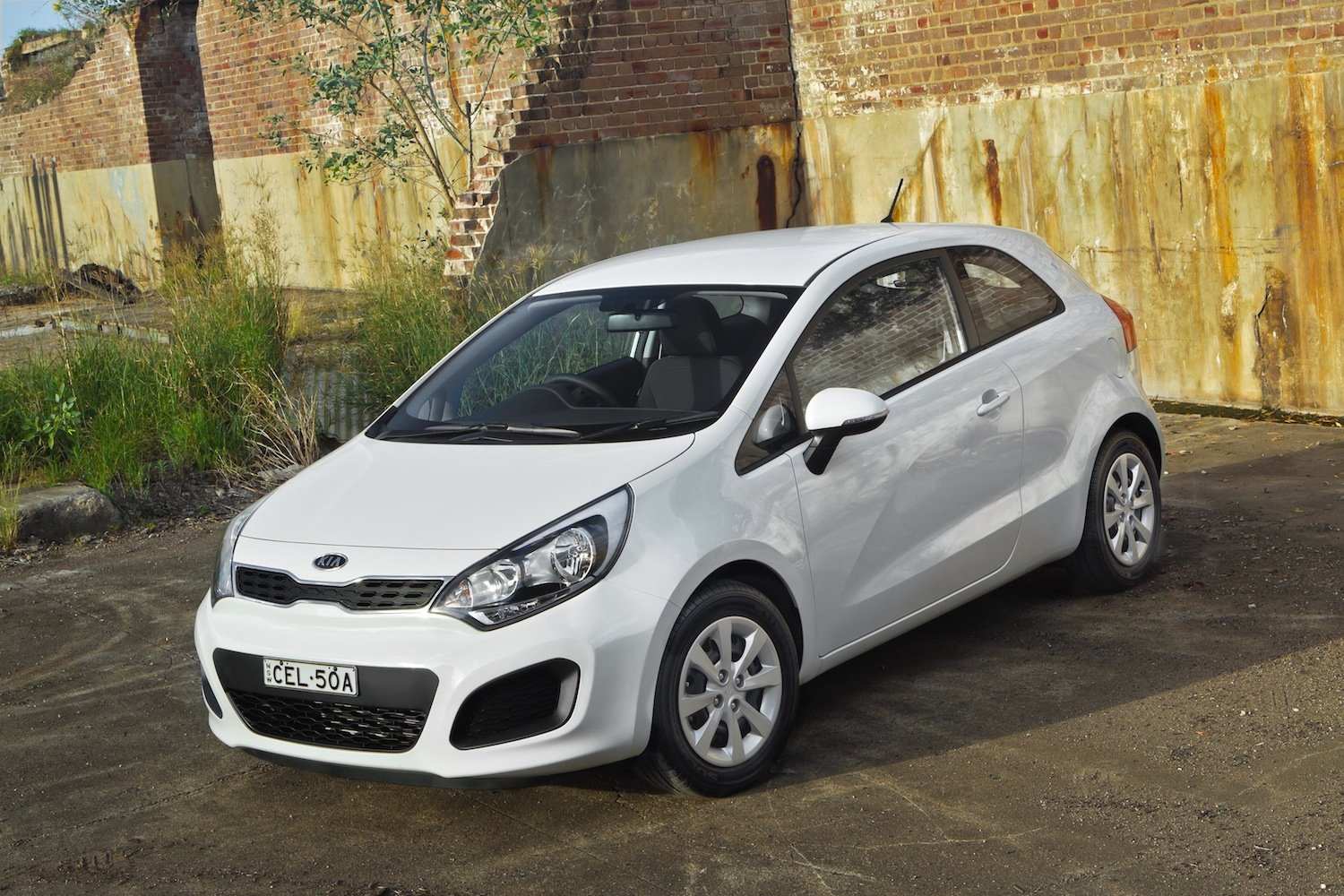 Kia Rio 3 Door Hatch Sedan Review Photos Caradvice