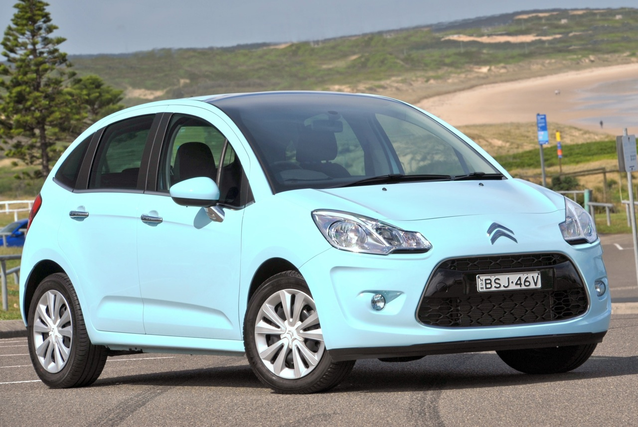 2012 Citroen C3 Comes With Zenith Winscreen Photos