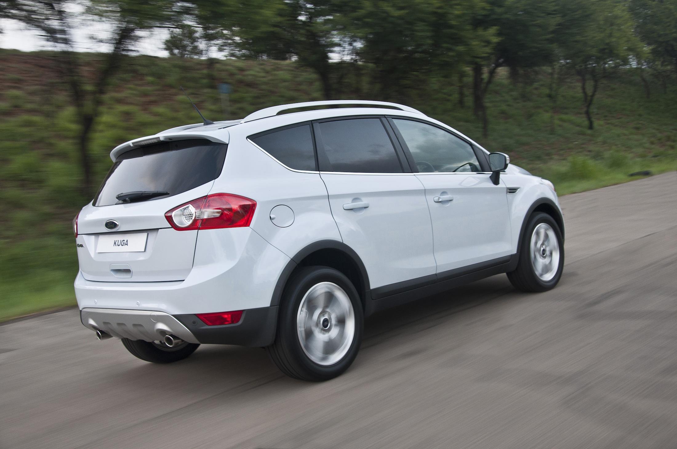 Ford Kuga Review - photos | CarAdvice