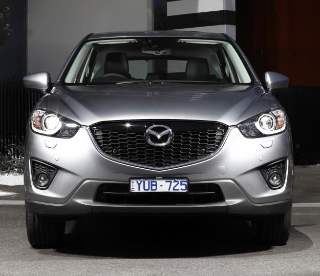 Mazda CX-5 Targets Subaru Forester And Toyota RAV4