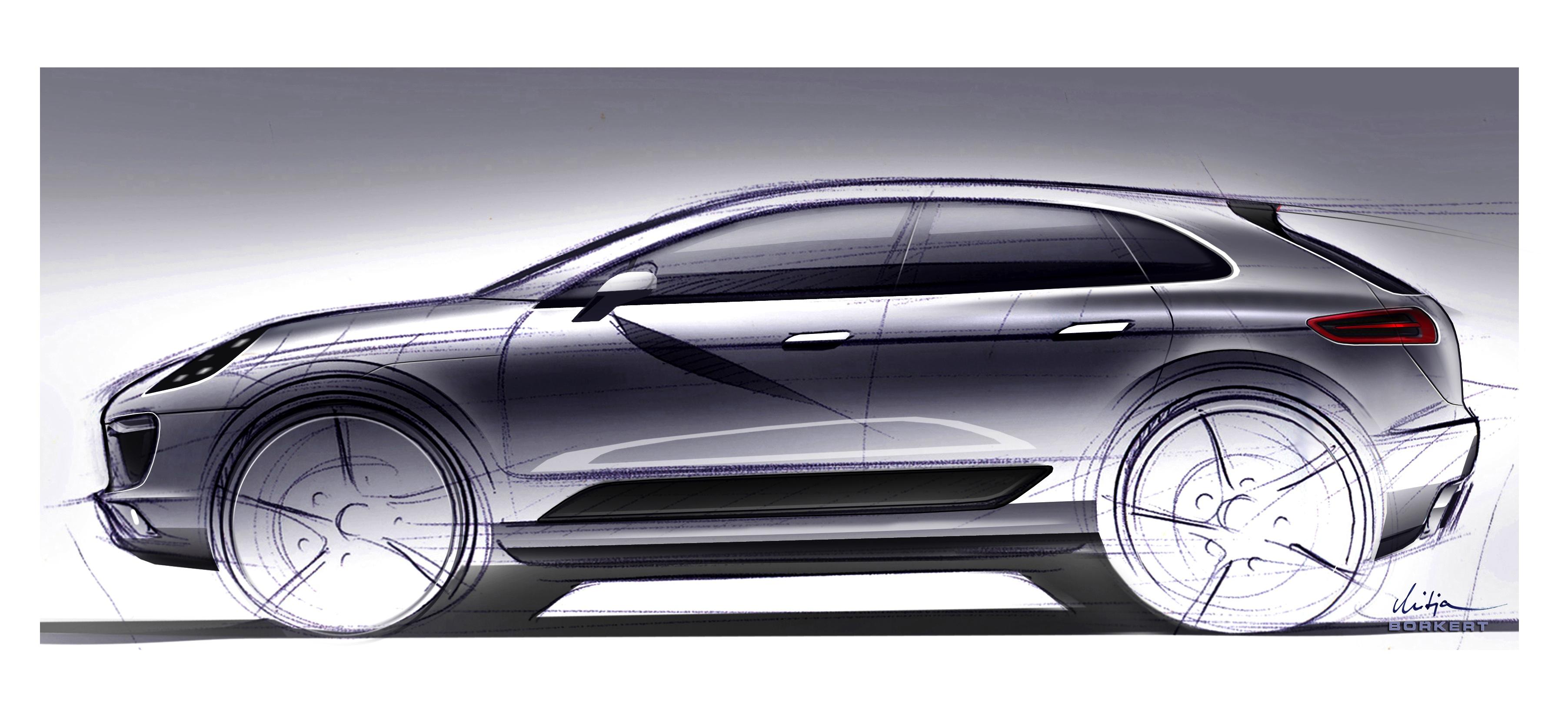 Recalls Honda Com >> Porsche Macan: Name confirmed for new baby SUV - photos | CarAdvice