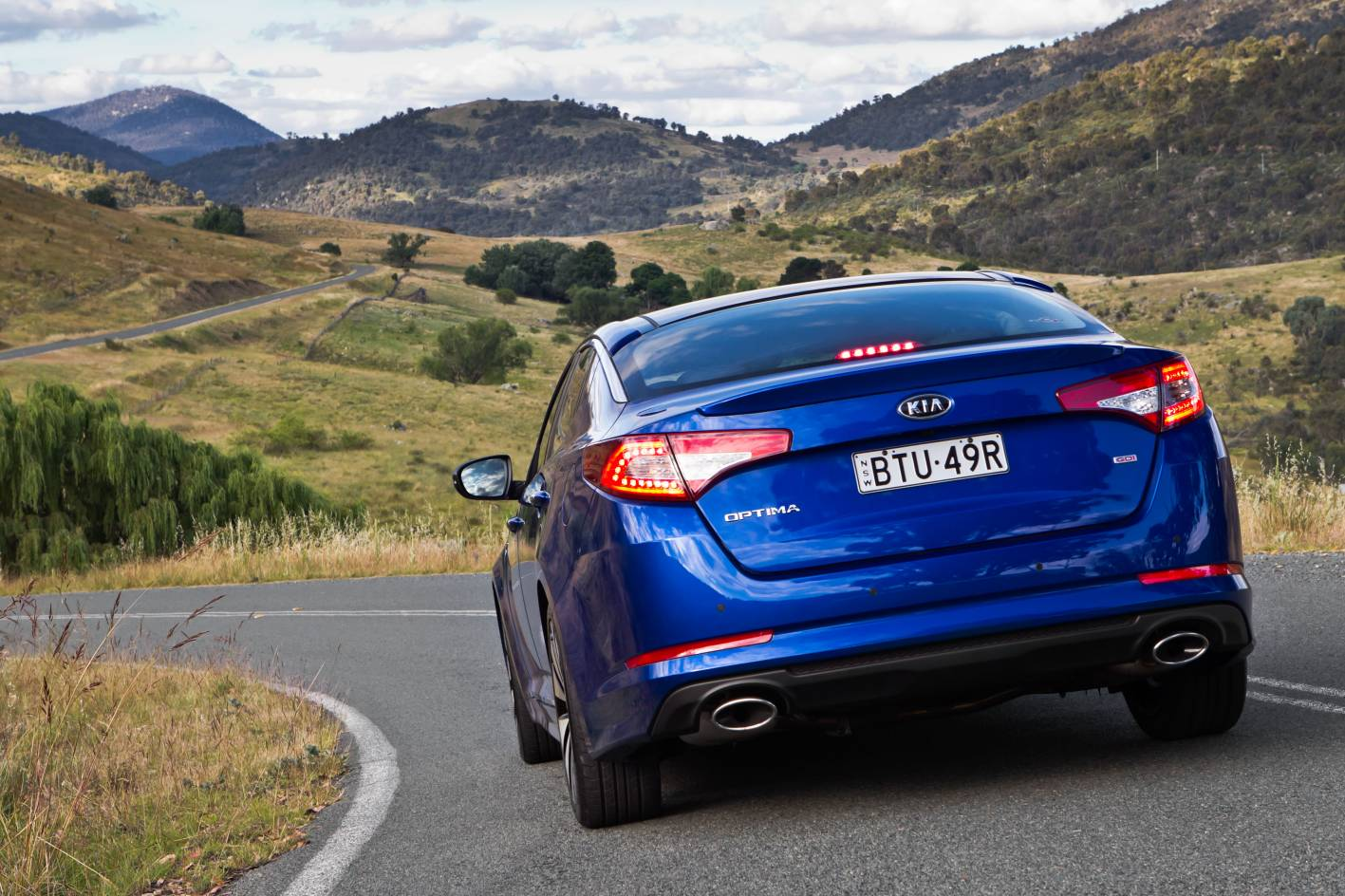 Kia Australia Targets Top 10 As Waiting Times Normalise