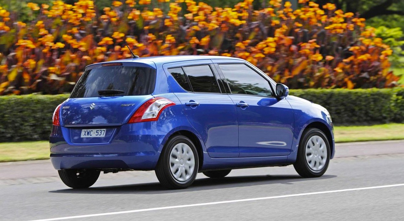 suzuki swift recalled in australia 11 000 cars affected photos caradvice. Black Bedroom Furniture Sets. Home Design Ideas
