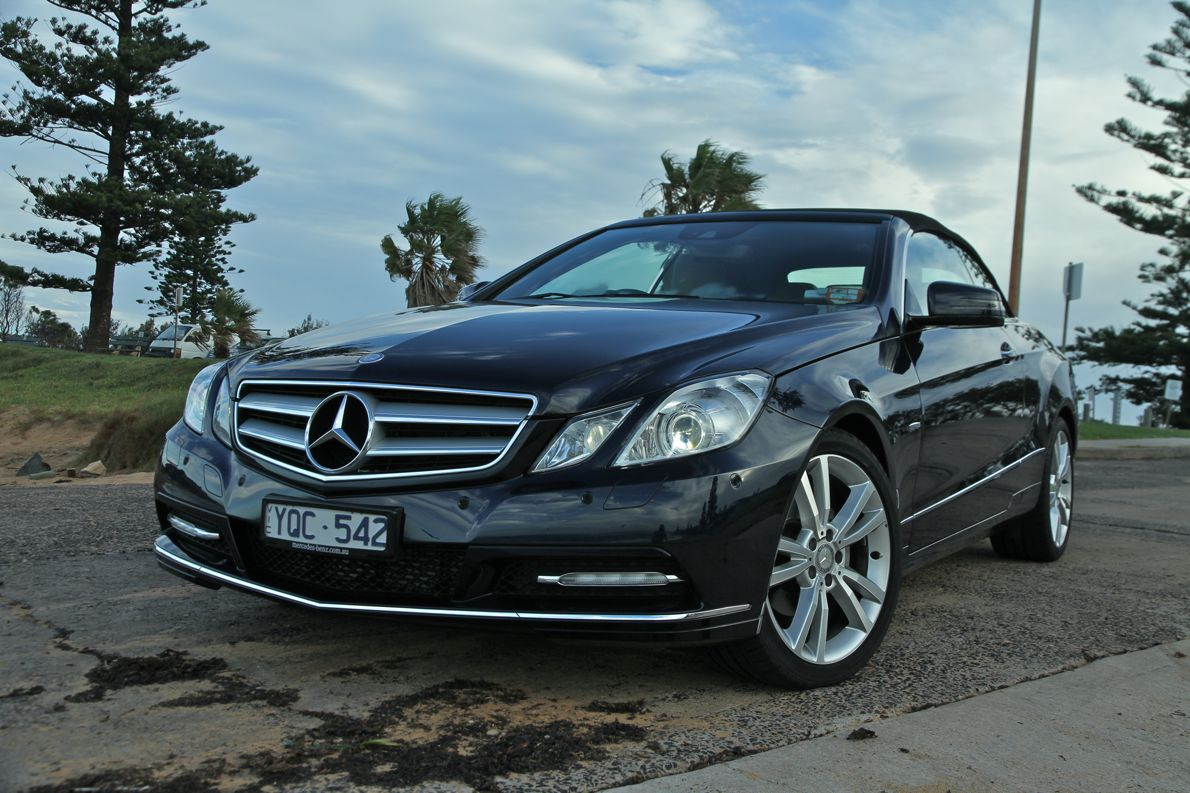 Mercedes benz e250 cabriolet review caradvice for Mercedes benz ratings
