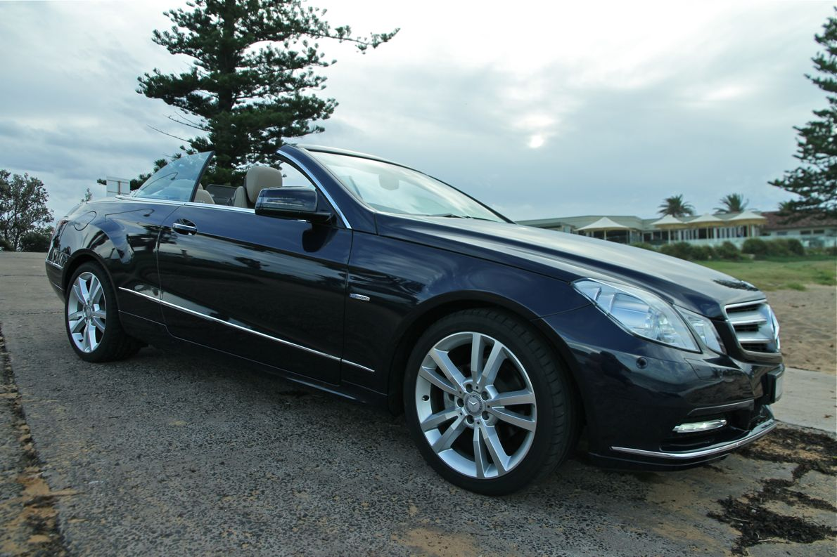 Mercedes-Benz E250 Cabriolet: Review - photos | CarAdvice