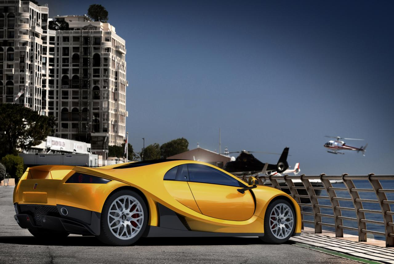 gta spano spains  supercar revealed  caradvice